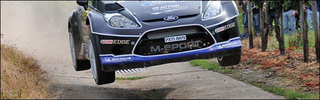 crash rallye Finlande WRC