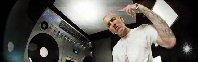 Eminem Berzerk video hd