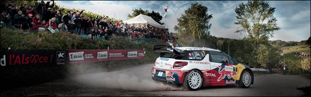 Rallye de France 2013 Alsace photo video