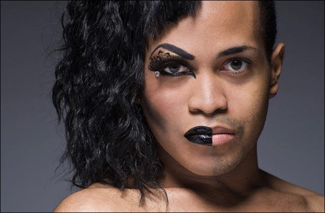 photo travesti dragqueen