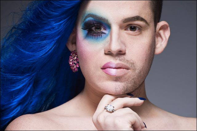 photo transexuel dragqueen