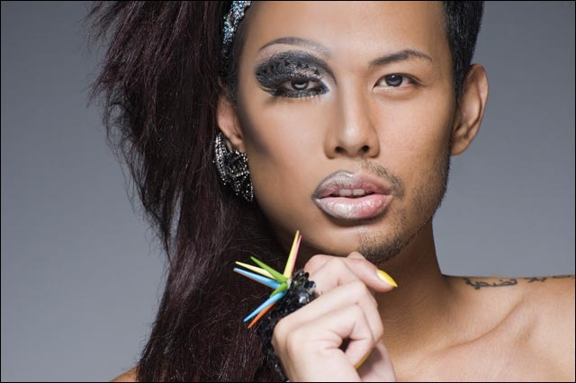 photo transexuel dragqueen