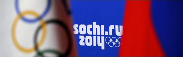 Jeux Olympiques Russie Sochi 2014 logo