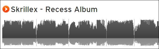 Skrillex Recess Soundcloud