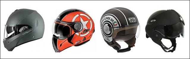 choisir casque moto scooter