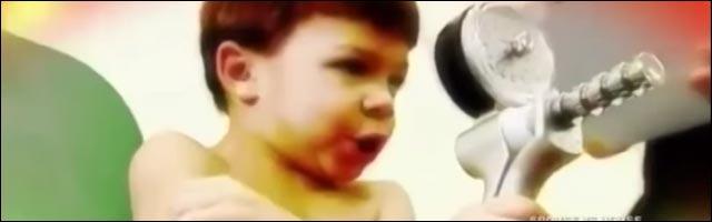 video gamin balaise muscu