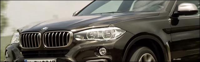 photo BMW X6 2015