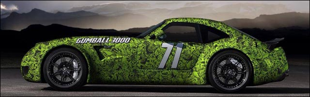Gumball 3000 video 2014