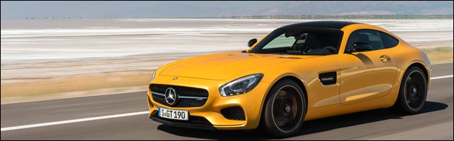 photo video hd Mercedes AMG GT GTS