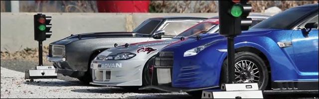 Fast & Furious RC version voiture radiocommandée