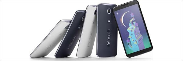 photo smartphone Google Nexus 6