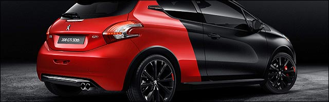 Peugeot 208 GTi 30th photo