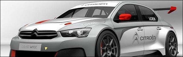 Citroen WTCC Sebastien Loeb auto photo video