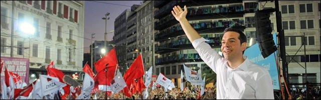 SYRIZA gauche radicale Grece photo