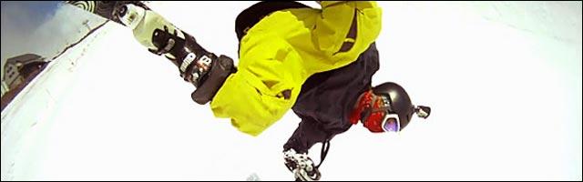 video ski GoPro Candide Thovex