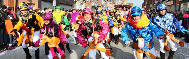 photo carnaval Alsace