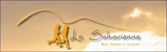 raid sport la saharienne logo