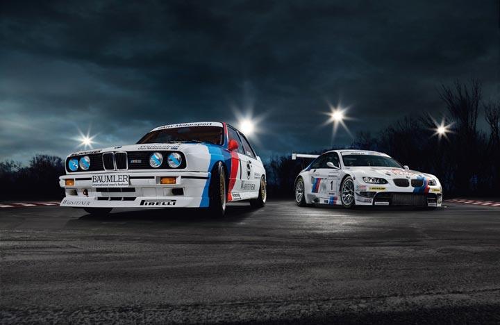 photo BMW M3 DTM E30 E92