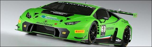photo Lamborghini Huracan GT3 Race Car