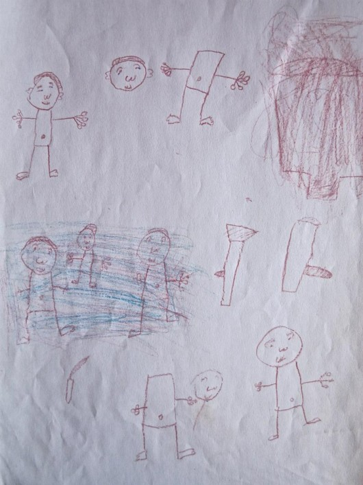 boko haram dessin enfants