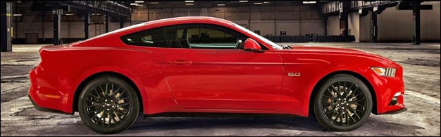 photo Ford Mustang 2015