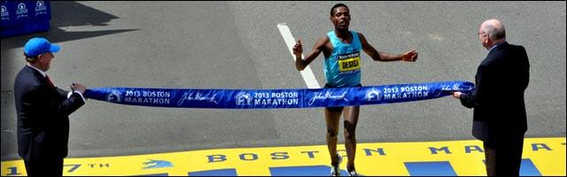 photo marathon finish line