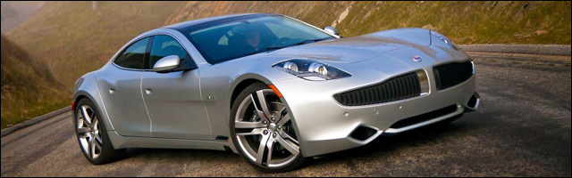 photo Fisker Karma