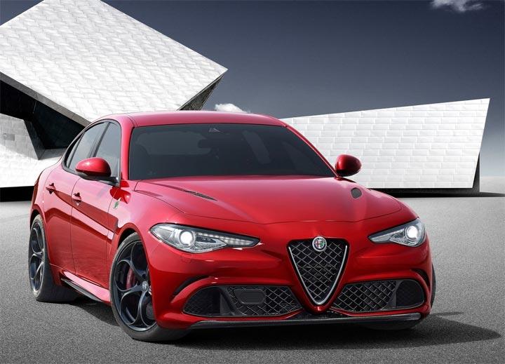 photo Alfa Romeo Giulia QV Quadrifoglio Verde