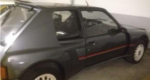 photo annonce Peugeot 205 Turbo 16 T16