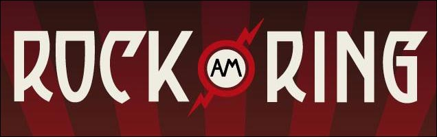 rock am ring logo 30 ans 2015