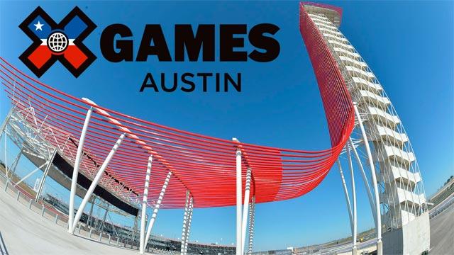 summer X games 2015