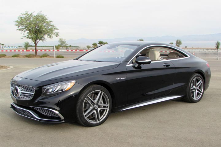 Mercedes Benz S65 Amg Coup 233 Luxe Et Performance Blog Note