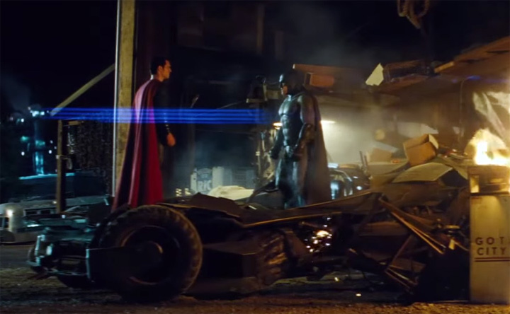 Batman vs Superman image film