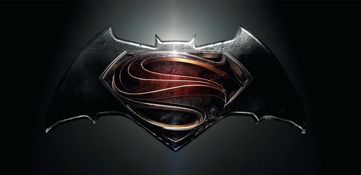 Batman vs Superman logo