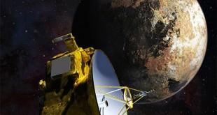 photo planete pluton new horizons NASA