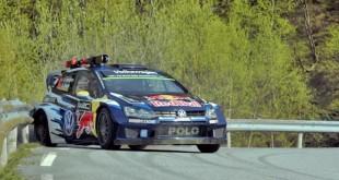 VW Polo WRC Norvege