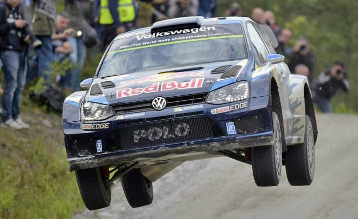 photo Rallye WRC de Finlande 2015