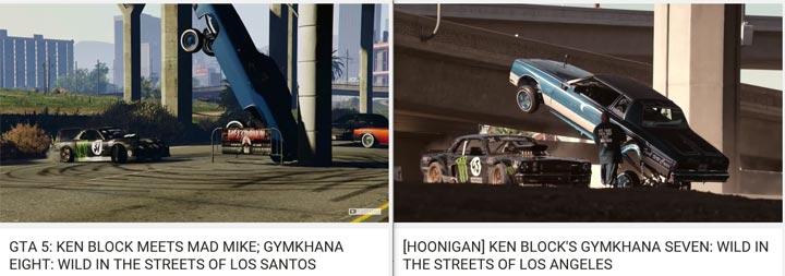 Gymkhana Ken Block GTA 5