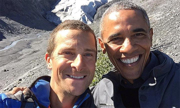 obama vs wild