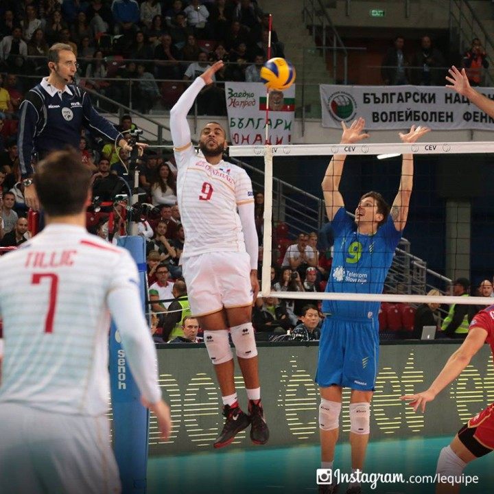 Eurovolley 2015 France