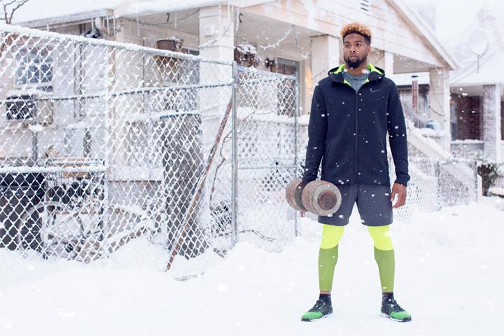 Nike Snow Day