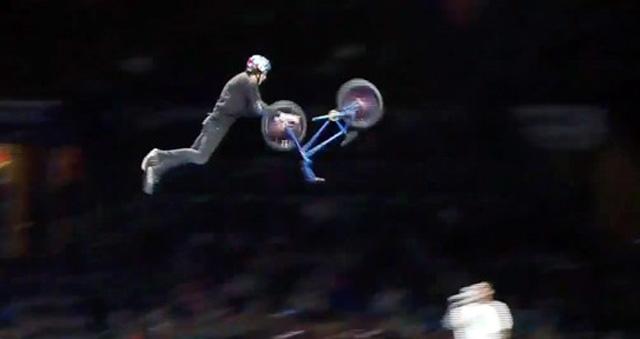 BMX Nothing Front Bike Flip