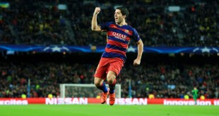 photo Luis Suarez FC Barcelone