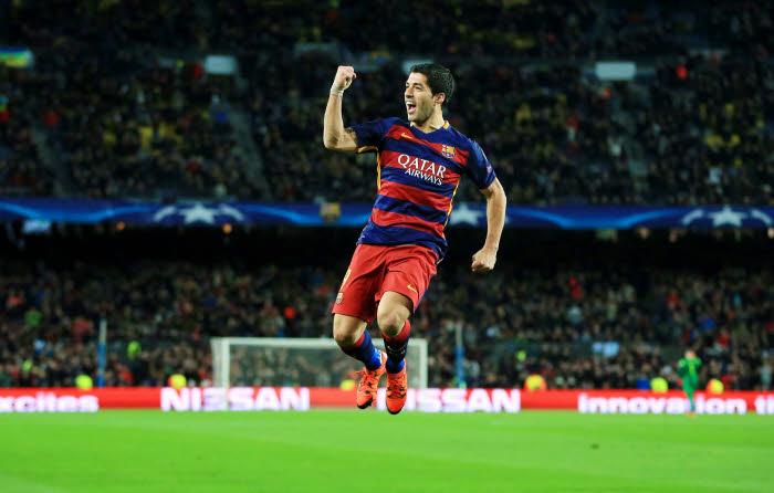photo Luis Suarez FC Barcelone