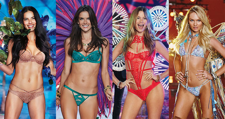 Bande annonce Victoria's Secret Fashion Show 2015