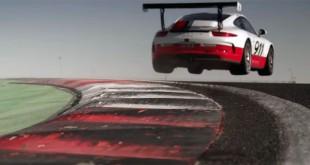Porsche 911 GT3 Cup Mark Webber