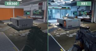 Call of Duty Black Ops 3 : Xbox 360 vs Xbox One