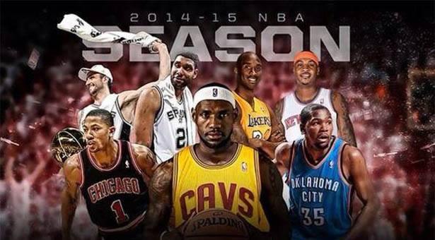 NBA top 100 saison 2015