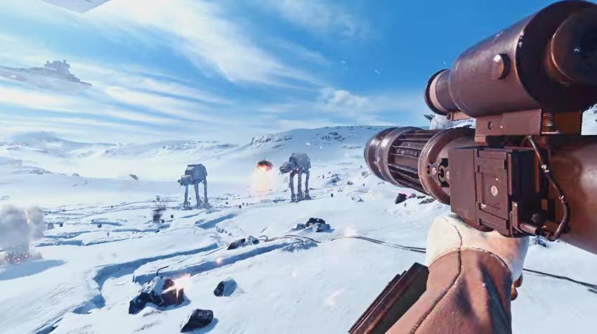 Star Wars Battlefront Real Life Mod 4K 60FPS