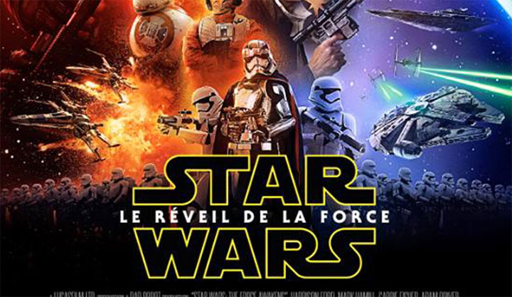 Star Wars 7 Le réveil de la force